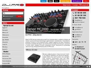 Powermixer i inne sprzęty dla dj-ów: sprawdź online