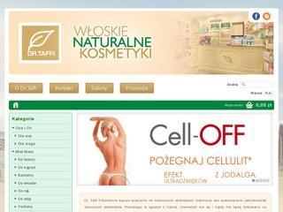 Kosmetyki naturalne sklep internetowy