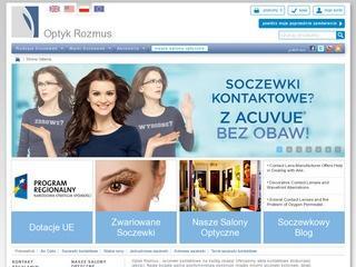 Komfortowe soczewki Acuvue Oasys: konkurencyjna oferta online