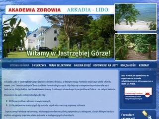 Akademia Zdrowia Arkadia Lido – turnusy rehabilitacyjne